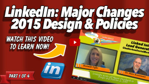 Hanna Tighe _ LinkedIn 2015 Design and Policy Changes